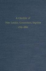 A Checklist of New London , Connecticut , Imprints, 1709–1800